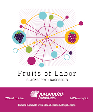 Fruits of Labor: Blackberry & Raspberry